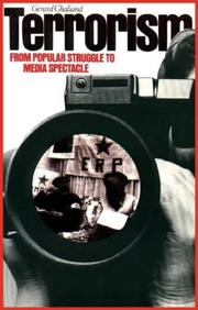 Cover of: Terrorism: From Popular Struggle to Media Spectacle
