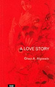 Cover of: A love story