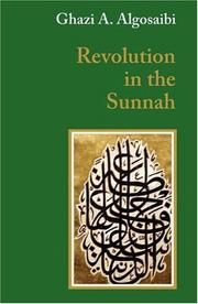Cover of: Revolution in the Sunnah