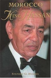 Cover of: Morocco Under King Hassan