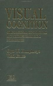 Cover of: Visual Cognition | Bruce