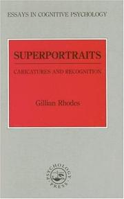 Cover of: Superportraits