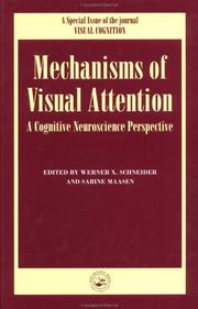 Cover of: Mechanisms of visual attention