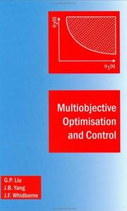 Cover of: Multiobjective optimisation and control