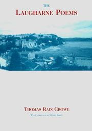 Cover of: The Laugharne poems
