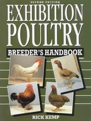 Cover of: Exhibition poultry breeder's handbook