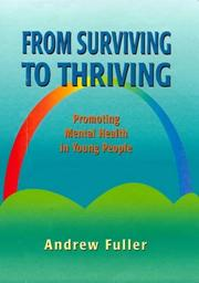 Cover of: From Surviving to Thriving
