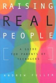 Cover of: Raising real people