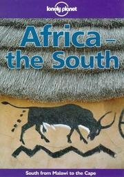 Cover of: Africa-- the South