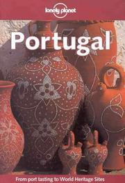 Cover of: Lonely Planet Portugal (2nd ed) | Julia Wilkinson
