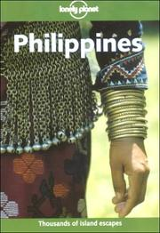 Cover of: Lonely Planet Philippines (Philippines, 7th ed) | Joe Bindloss, Russ Kerr, Virginia Jealous, Caroline Liou, Mic Looby, Russell Kerr