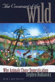 Cover of: The covenant of the wild