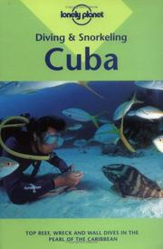 Cover of: Diving & snorkeling Cuba