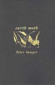 Cover of: Earth moth | Peter Sanger