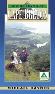 Cover of: Hiking Trails of Cape Breton