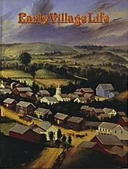 Cover of: Early village life