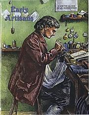 Cover of: Early artisans