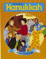 Cover of: We celebrate Hanukkah