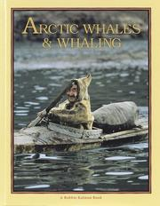 Cover of: Arctic whales & whaling