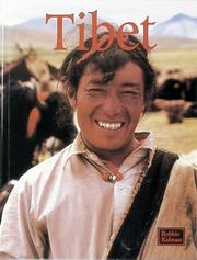 Cover of: Tibet (The Lands, Peoples, and Cultures Series)