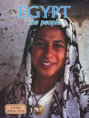 Cover of: Egypt | Arlene Moscovitch