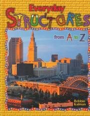 Cover of: Everyday Structures from A to Z (Alphabasics)