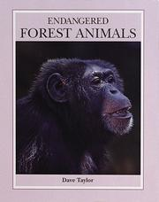 Cover of: Endangered forest animals
