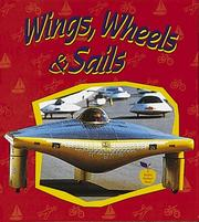 Cover of: Wings, wheels & sails