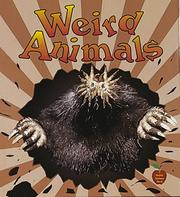 Cover of: Weird animals | Tammy Everts