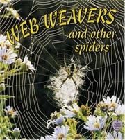 Cover of: Web weavers and other spiders | Bobbie Kalman