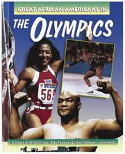Cover of: Great African Americans in the Olympics by Shaun Hunter