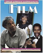 Cover of: Great African Americans in film