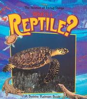 Cover of: What is a reptile?
