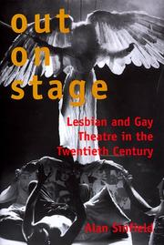 Cover of: Out on stage