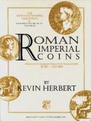 Cover of: Roman Imperial Coins: Augustus to Hadrian and Antonine