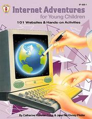 Cover of: Internet adventures for young children
