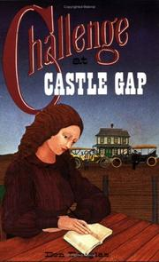 Cover of: Challenge at Castle Gap