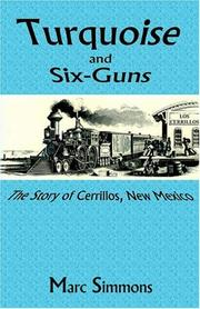 Cover of: Turquoise and Six-Guns