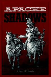 Cover of: Apache shadows