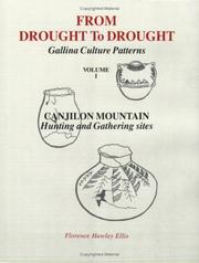 Cover of: From drought to drought