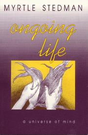 Cover of: Ongoing life