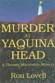 Cover of: Murder at Yaquina Head