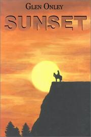 Cover of: Sunset | Glen Onley