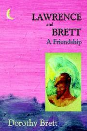 Cover of: Lawrence and Brett