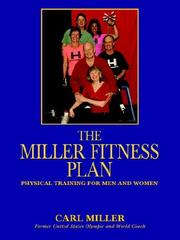 Cover of: The Miller fitness plan
