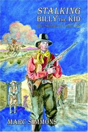 Cover of: Stalking Billy the Kid