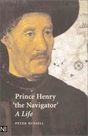 "Cover of: Prince Henry ""the Navigator"""