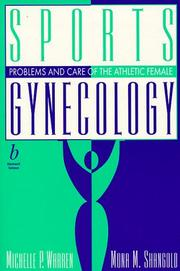 Cover of: Sports gynecology | Michelle P. Warren