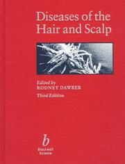 Cover of: Diseases of the hair and scalp |