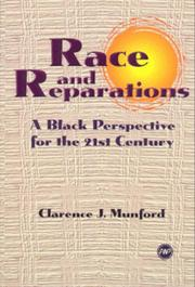 Cover of: Race and reparations